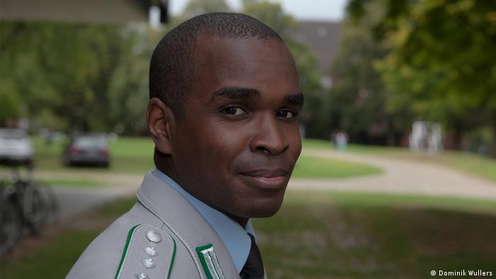 Ntagahoraho Burihabwa Photo: Dominik Wullers Verein Dt. Soldat e.V.