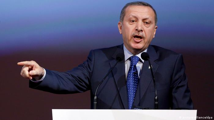 Turkish Prime Minister, Recep Tayyip Erdogan (Photo: EPA/Goerg Hochmuth/dpa)