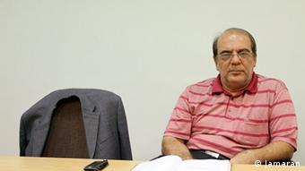 عباس عبدی، روزنامهنگار و تحلیلگر سیاسی