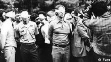 Bildergalerie Iran Geiselnahme Diplomaten USA