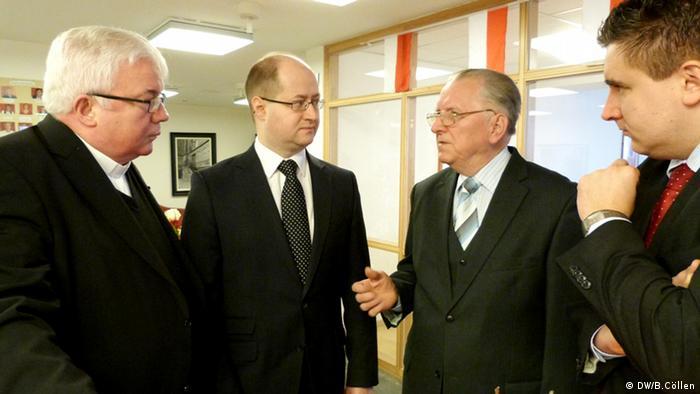 Polen Auszeichnung Prälat Hermann Scheipers