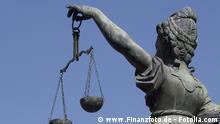 Justiz Gerechtigkeit Symbolbild