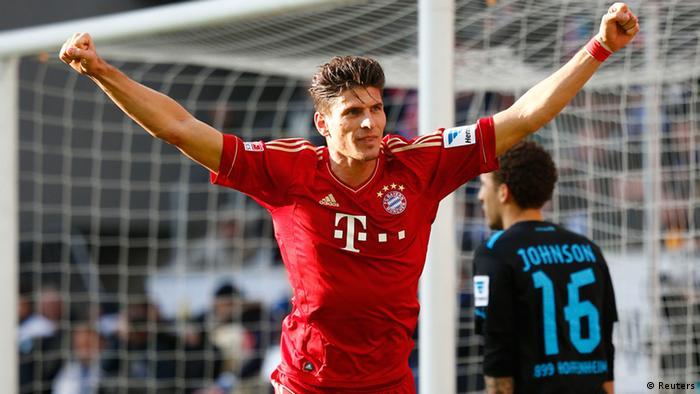 Fußball Bundesliga 24. Spieltag 1899 Hoffenheim FC Bayern München (Reuters)