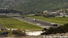 Bildergalerie gefährlichste Landebahnen der Welt