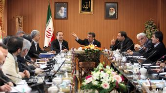Ahmadinedschad Iran Wirtschaft (Irna)