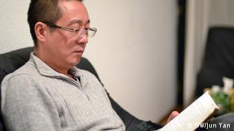 Ye Fu (Zheng Shiping) (Photograph: Jun Yan)