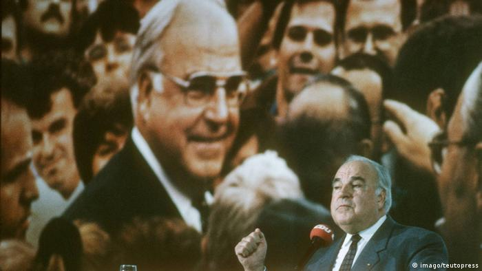 Helmut Kohl in 1994