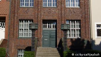 Ehemalige Kulturwissenschaftliche Bibliothek Warburg, Quelle: Wikipedia