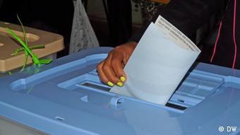 Wahlen Kenia