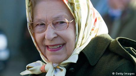 Queen Porträt