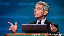 USA Anthony Fauci HIV Baby