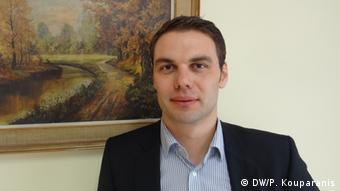 Ο μάνατζερ του ενεργειακού πρότζεκτ στο Άχενταλ της Βαυαρίας Ρόμπερτ Βόιτσικ