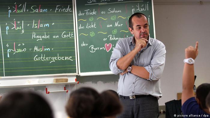 Islamunterricht an Schulen in NRW