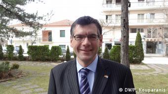 Ο δήμαρχος του Στάιναχ Φρανκ Έντελμαν