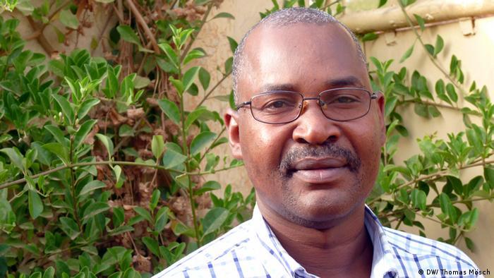 Moussa Tchangari, Journalist und Menschenrechtler