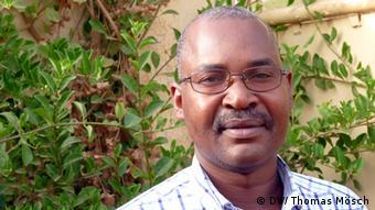 Moussa Tchangari ist Journalist und Menschenrechtler im Niger. Er ist Generalsekretär der Organisation Alternative Espaces Citoyens 25.2.2013