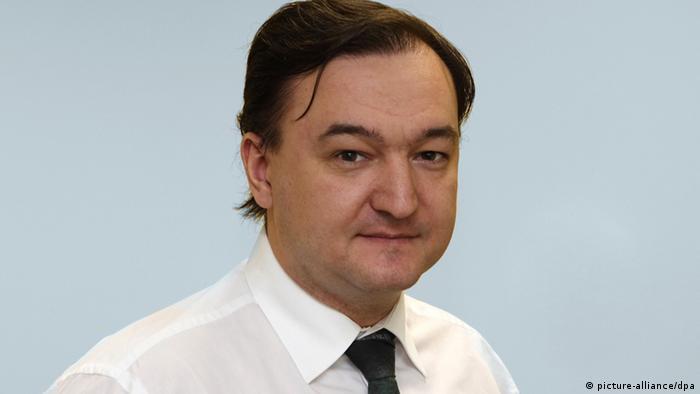 Сергей Магнитский стал символом борьбы с коррупцией и нарушениями прав человека