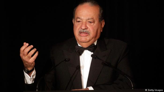Carlos Slim Helu (Getty Images)