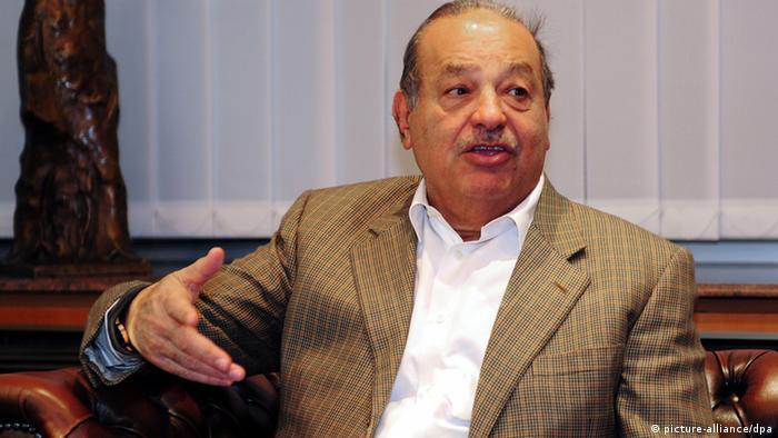 Carlos Slim Helu (picture-alliance/dpa)