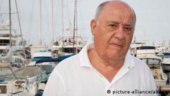 آمانچیو اورتگا در اوج بحران اقتصادی اسپانیا، ظرف یک سال ۱۹ میلیارد دلار بر ثروتش افزود