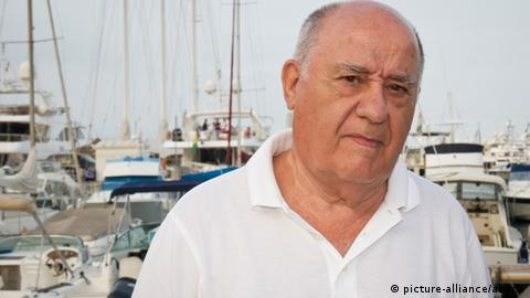 Amancio Ortega (picture-alliance/abaca)