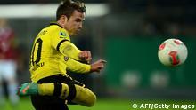 Mario Götze BVB Dortmund