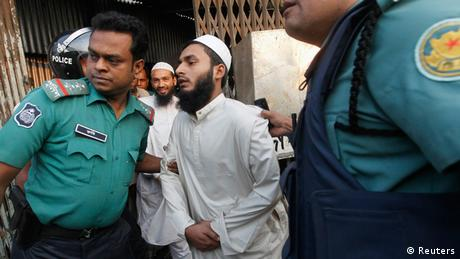 Bangladesch Proteste Jamaat-e-Islami