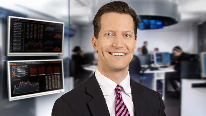 ben Fajzullin, DW Business anchor