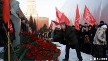 Stalin Todestag 60 Jahre Ehrung