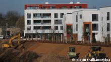Deutschland Wohnungsbauprojekte