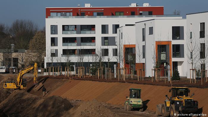 В Германии продолжается рост цен на недвижимость
