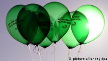 Bildergalerie Bündnis 90 Die Grünen Luftballons