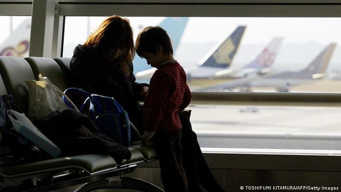 Porwania dzieci - w większości przypadków uprowadzają matki