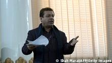 Afghanistan Kabul Bank Gericht Khalilullah Ferozi