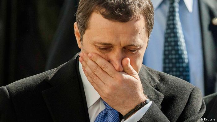 Екс-прем'єр-міністр Молдови Влад Філат