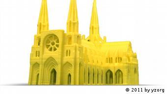 Fabbster 3D-Drucker Domes