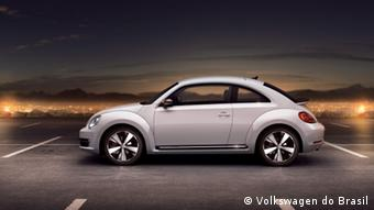 Brasilien 60 Jahre VW