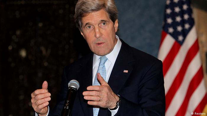 Außenminister John Kerry (Foto: Reuters)