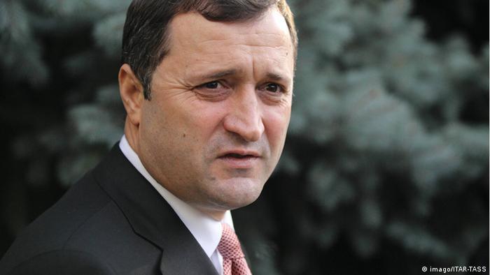 Екс-прем'єр-міністр Молдови Влад Філат (фото з архіву)