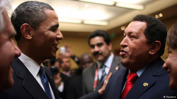 Zum Tod von Hugo Chavez Venezuela (Reuters)