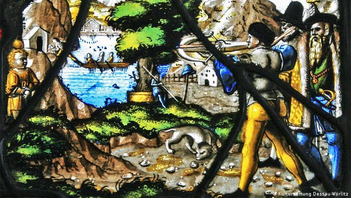Schweizer Glasmalereien 003