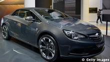 Opel Cascada (Genfer Autosalon)