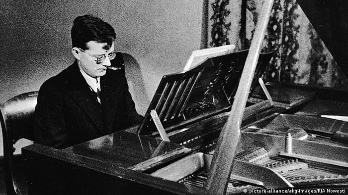 Дмитрий Шостакович. Ленинград, 1941 год