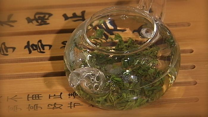 In Japan gehört Grüner Tee zum Alltag
