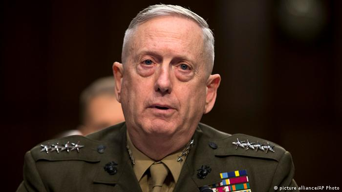 General James Mattis (picture alliance/AP Photo)