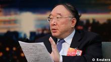 China Huang Qifan Bürgermeister von Chongqing