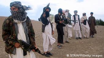 Afghanistan Taliban Kämpfer Archivbild