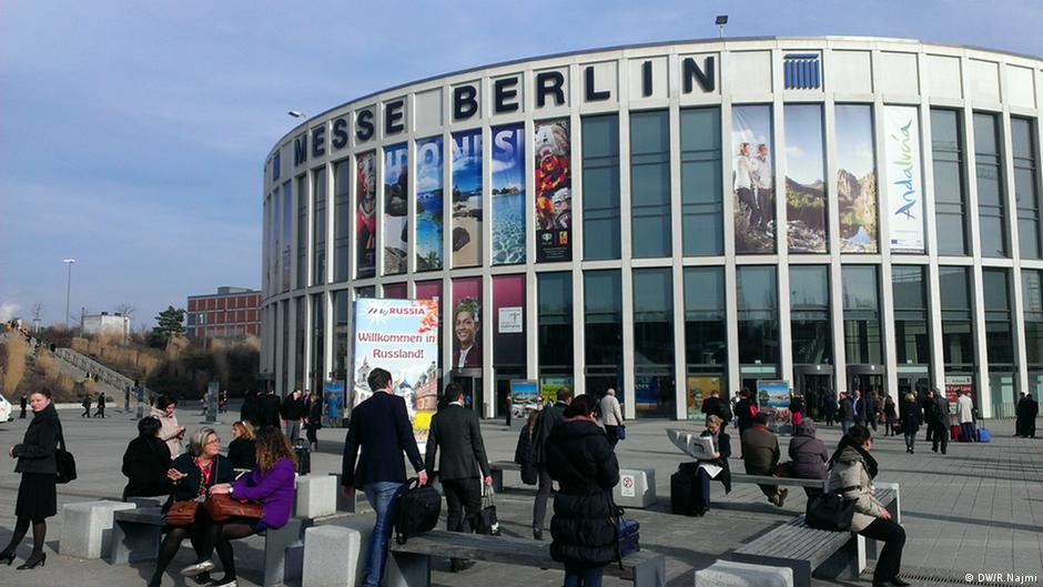 Le soudan du sud au salon du tourisme de berlin - Salon tourisme berlin ...