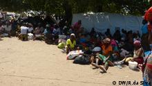 Bildergalerie Nach Überschwemmungen in Mosambik