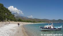 Konyaaltı Plajı/ Antalya